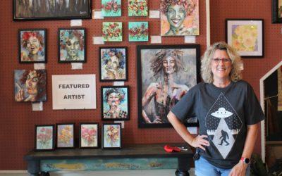 August 2020 Featured Artist – Rebecca Mueller Williams