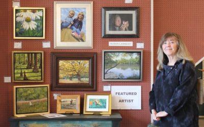 April 2021 Featured Artist – Susan Lambert