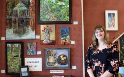 June 2021 Featured Artist- Rebekah Thuline