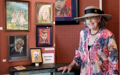 August 2021 Featured Artist – Carol Hudson