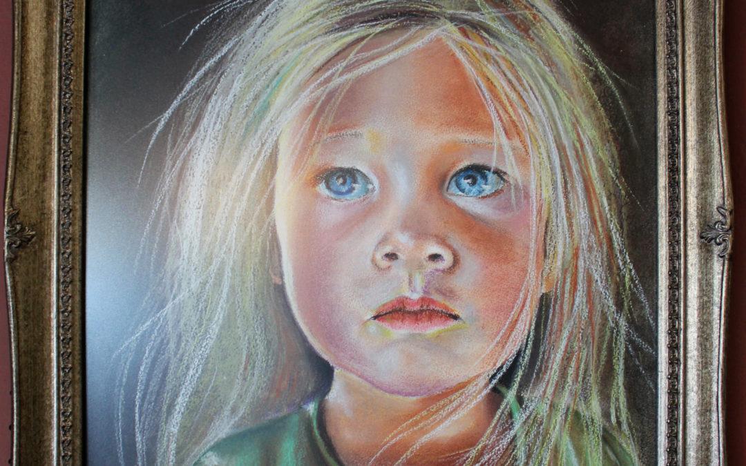 featured artist Carol Hudson