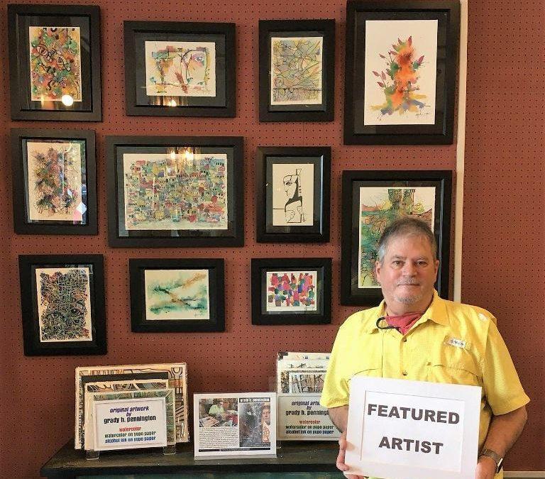 September 2021 Featured Artist – Grady H Pennington